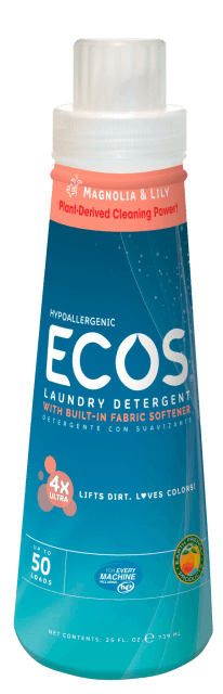 Ultra Concentrated Hypoallergenic Laundry Detergent - Magnolia & Lily - Image
