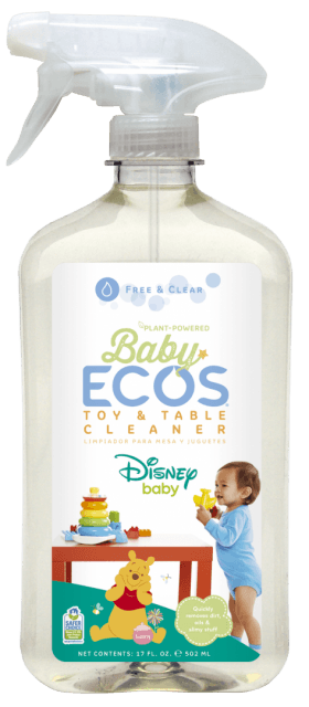 Baby Toy & Table Cleaner - Disney - Image
