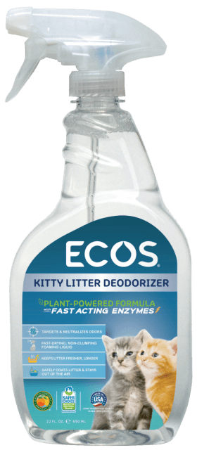 Kitty Litter Deodorizer - Image