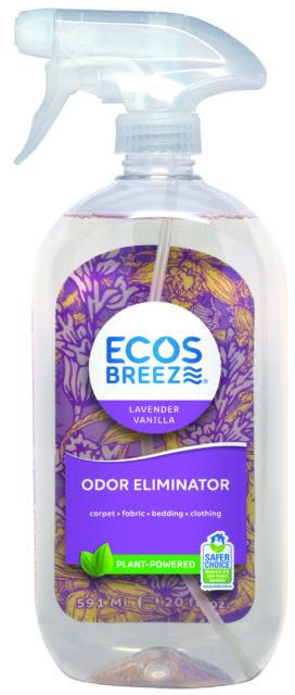 ECOSBreeze® Odor Eliminator - Lavender Vanilla - Image