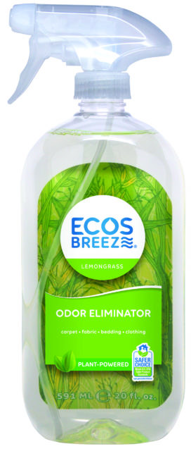 ECOSBreeze® Odor Eliminator - Lemongrass - Image