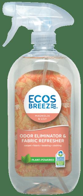ECOSBreeze® Odor Eliminator & Fabric Refresher - Magnolia & Lily - Image