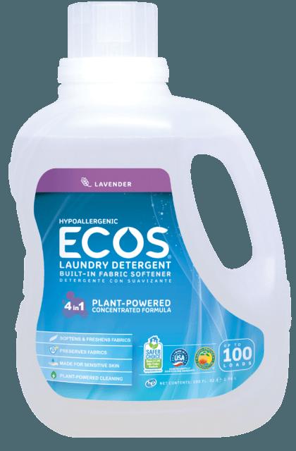 Hypoallergenic Laundry Detergent - Lavender - Image