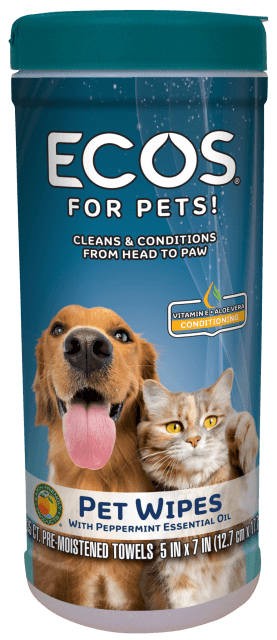 Pet Wipes - Image