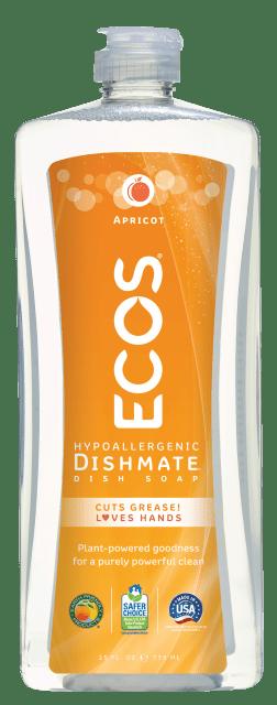 Dishmate Dish Soap - Apricot - Image