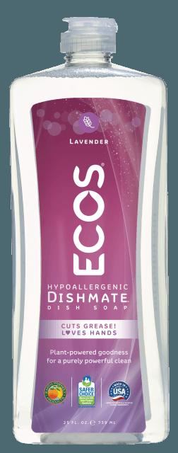 Dishmate Dish Soap - Lavender - Image