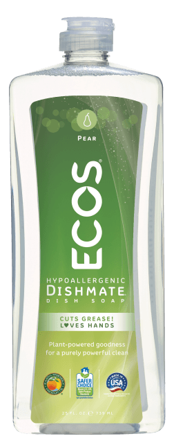 Dishmate Dish Soap - Pear - Image