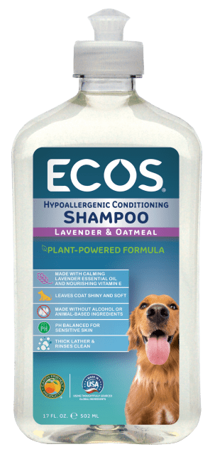 Hypoallergenic Pet Shampoo - Lavender - Image