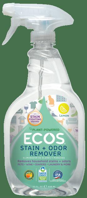Stain + Odor Remover - Lemon - Image