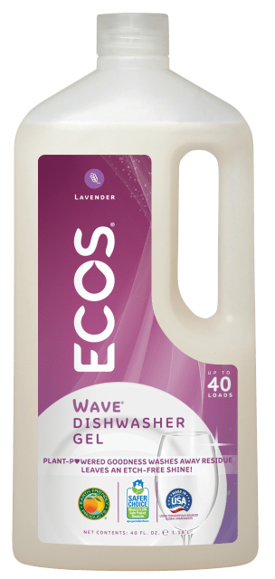 Wave Dishwasher Gel - Lavender - Image
