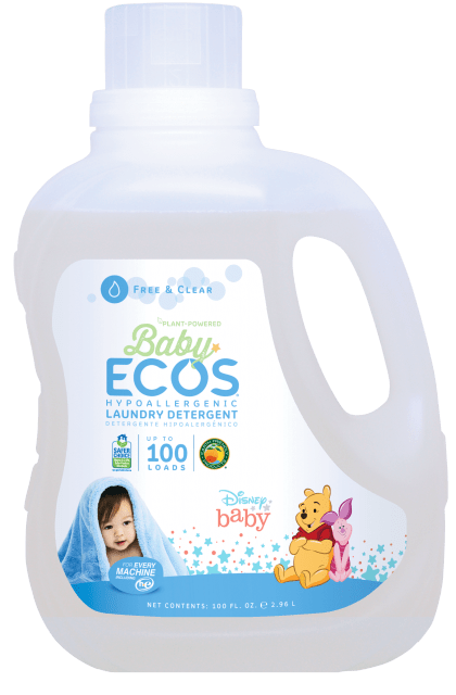 Hypoallergenic Baby Laundry Detergent - Free & Clear - Image
