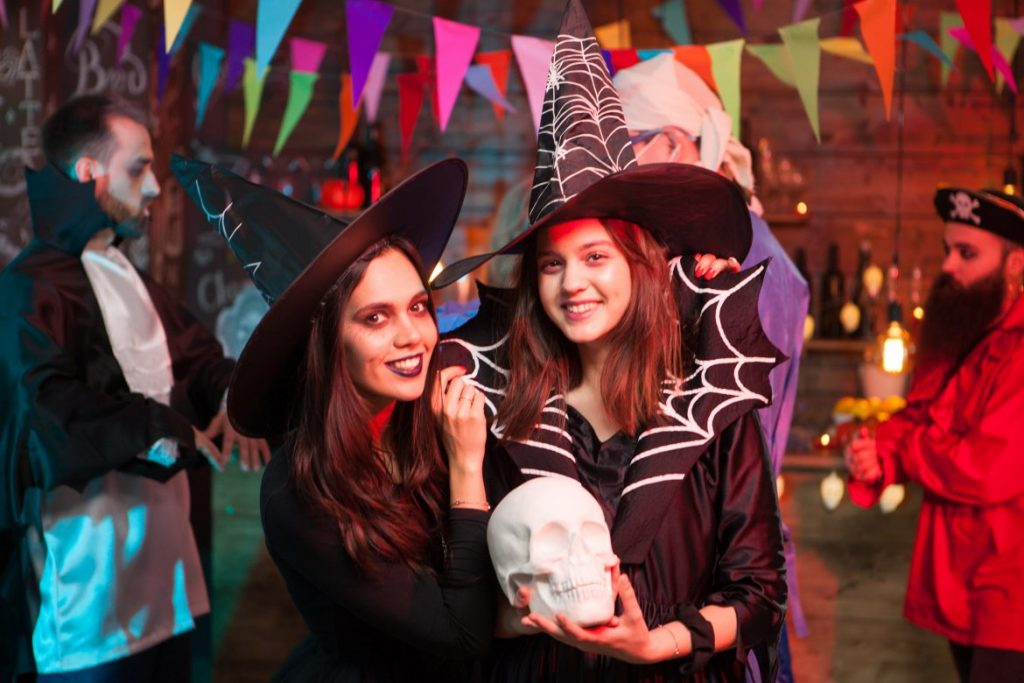 Post image - Devilishly Easy Ways to Green Your Halloween Party