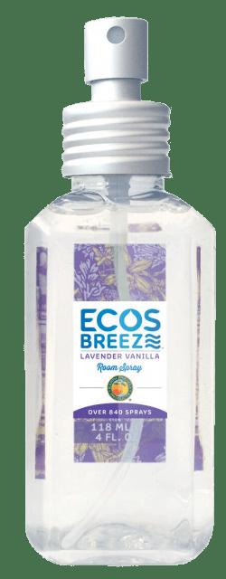 ECOSBreeze® Room Spray - Lavender Vanilla - Image