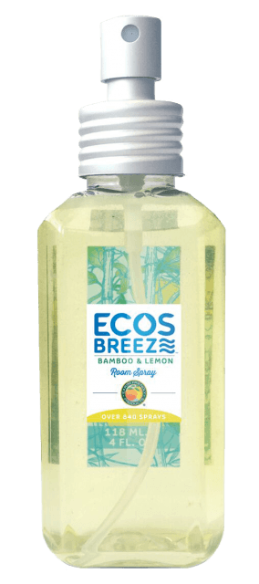 ECOSBreeze® Room Spray - Bamboo Lemon - Image