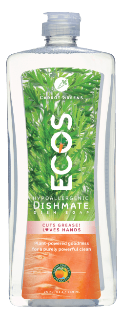 Dishmate Dish Soap - Carrot Greens - Image