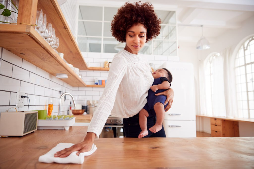 Post image - Detox Your Home: Are You Breathing In Your Cleaning Products?